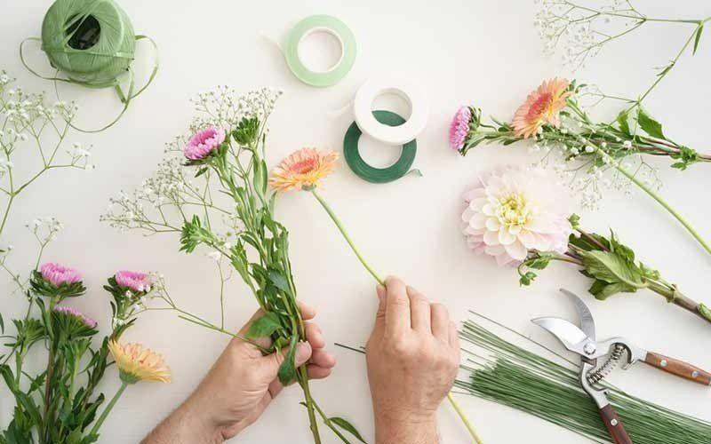 Matériel de fleuriste