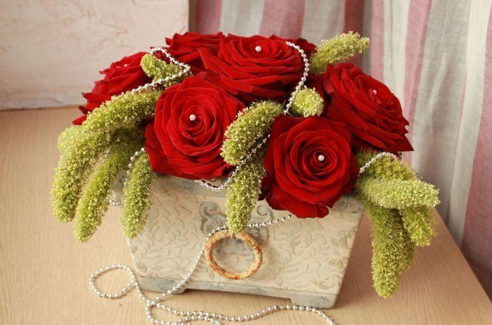 Boutique d'art floral en ligne pour particuliers