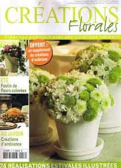 magazine création florales